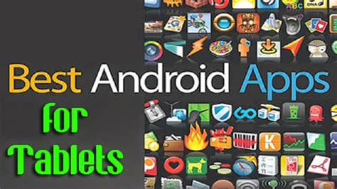 best apps for android tablet best android tablet apps of androidpit