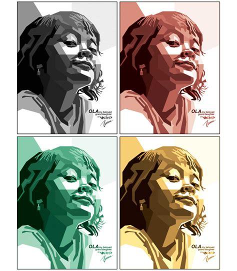 tutorial wpap full how to create a geometric wpap vector portrait in adobe