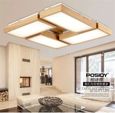 Design Ideas For Battery Operated Ceiling Light Concept Newest Home Wood Living Room Ceiling Lights Led New