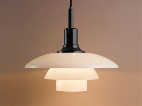 Louis Poulsen Pendant Light Buy The Louis Poulsen Ph 3 189 3 Glass Pendant Light At Nest Co Uk