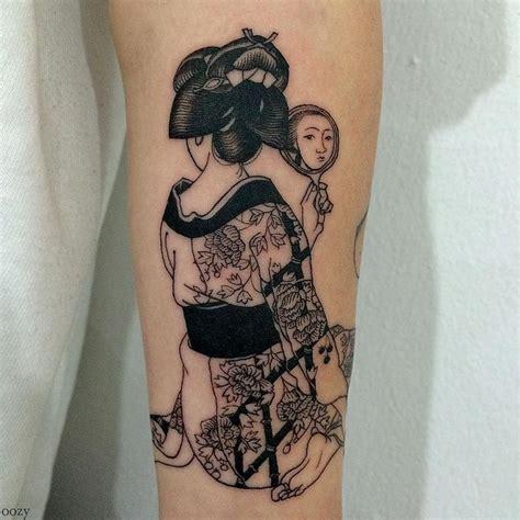 tattoo geisha e samurai 86 melhores imagens de samurai geisha japan tattoo no