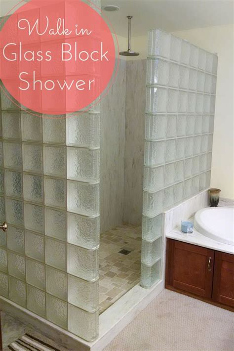 glass block designs for bathrooms 198 best images about bathroom ideas on pinterest