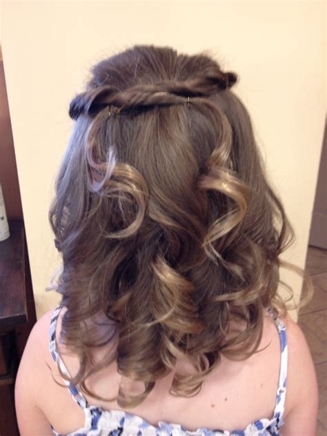 cute hairstyles for first communion first communion hairstyles long hairstyles