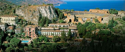 best hotels taormina the best hotels in italy