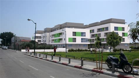 gallery of ganei shapira affordable housing orit orit muhlbauer eyal architects ganei shapira