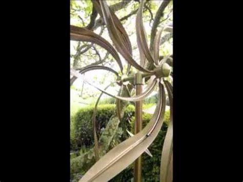 spinning garden copper spinning garden wind vane sculpture willow