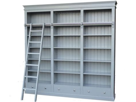 library bookcase with ladder best 25 bookcase with ladder ideas on library