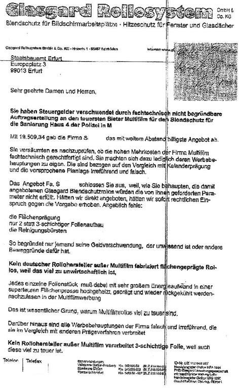 Urteil Schreiben Muster Rechtsschutzbed 252 Rfnis F 252 R Eine Auf Die Untersagung Einer