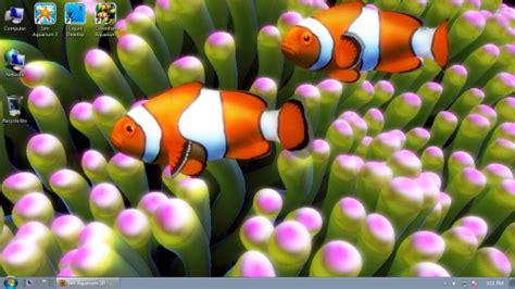 live wallpaper for pc cnet clownfish aquarium live wallpaper screensaver free