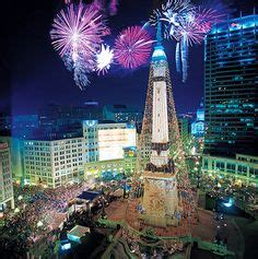 indianapolis new years back home again in indiana on indiana