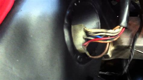 kawasaki zx7 infamous grey wire voltage check