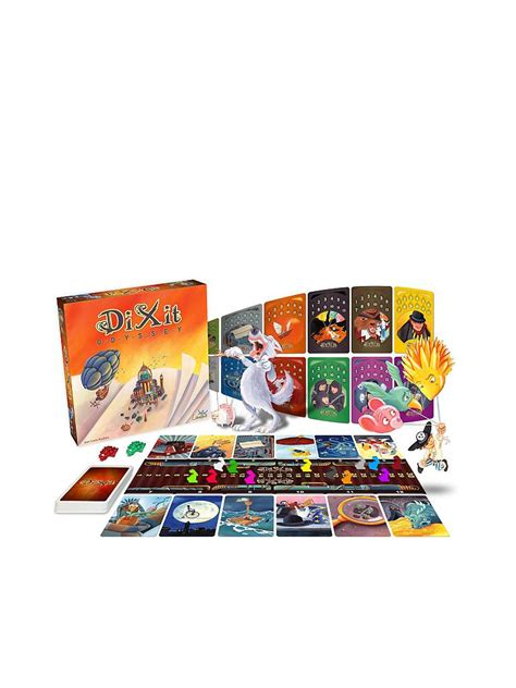 Asmodee Dixit by Asmodee Dixit Odyssey Transparent