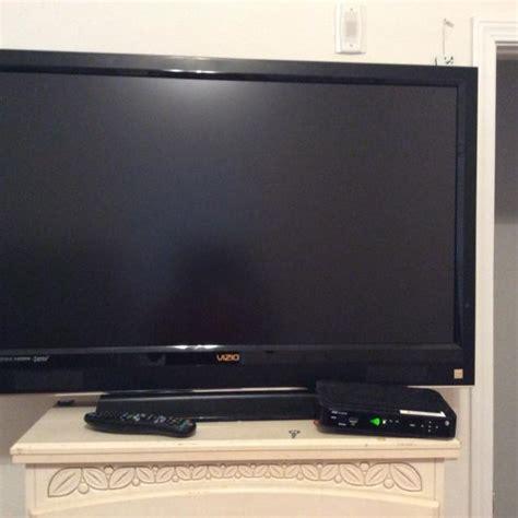 Tv Vizio find more 42 inch vizio 1080 hd tv great condition 190