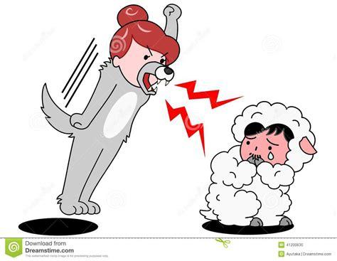 imagenes fuertes de niños atropellados el fuerte y el d 233 bil ilustraci 243 n del vector ilustraci 243 n