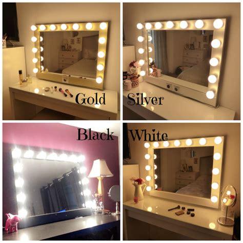 large vanity mirror with lights lighted vanity mirror large makeup mirror with