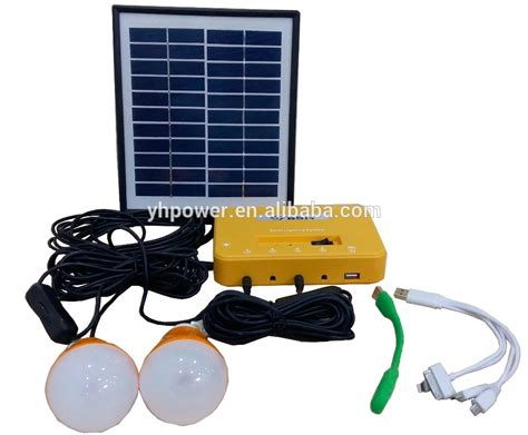 portable solar lighting system 4w portable solar lighting system box solar kits lithium