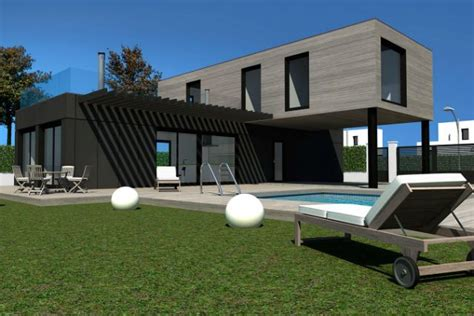 excepcional  casas prefabricadas con contenedores #1: f3d6b901081ff6c06075343a6384bf79.jpg