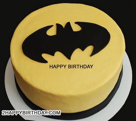 Make Your Own Funny Christmas Cards - write name on batman themed birthday cake 2happybirthday