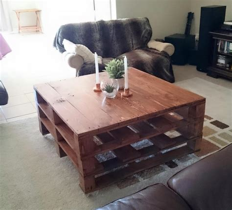 coffee table diy ideas 20 diy pallet coffee table ideas do it yourself ideas
