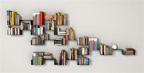 Wall Bookshelves Ideas Shelves Office Idolza