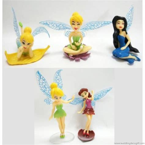 Figure Tinker Bell Key Chain Set 3aa tinkerbell fairies figurine