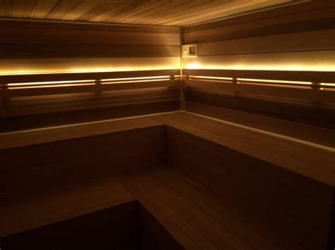 Girls Bedroom Ideas Pictures led strips warmwit in sauna ledsky klanten pinterest