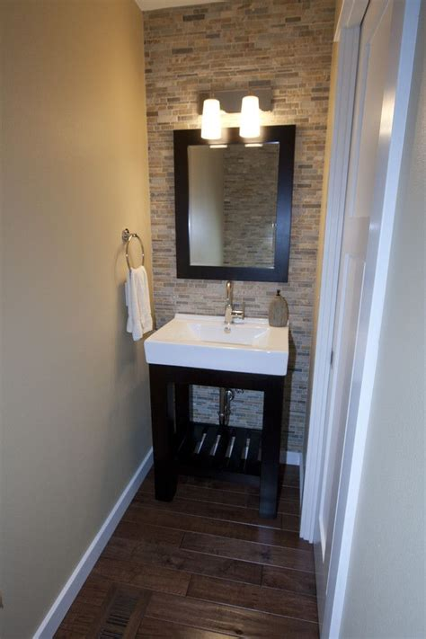 what is a powder room perfect for the half bathroom united tile falling water