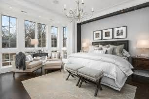 gray master bedroom dark gray headboard design ideas