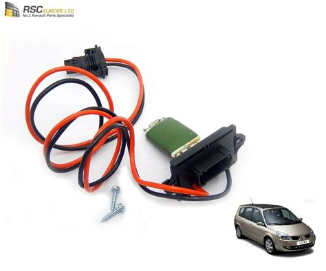 megane fan resistor pack resistor pack renault megane scenic 28 images heater motor fan blower resistor for renault