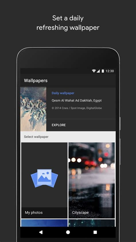 google wallpaper application google releases wallpapers pixel launcher on the play