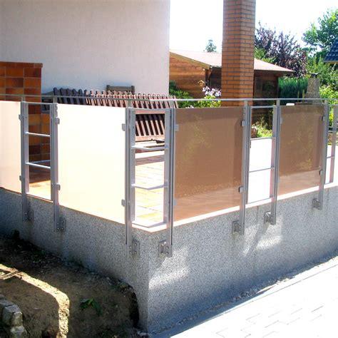 terrassengeländer edelstahl terrassengel 228 nder als absturzsicherung steffen gmbh