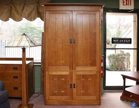 stickley oak entertainment center is this week s deal