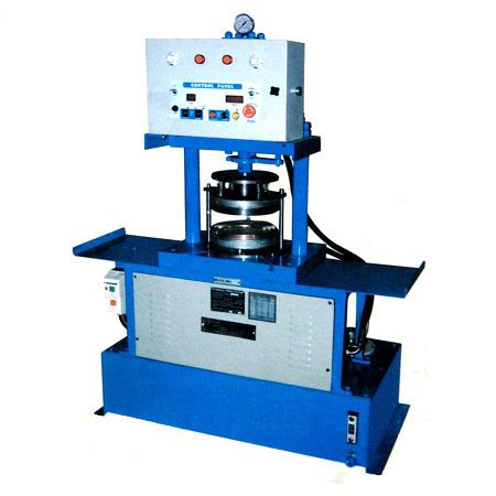 Paper Plate Machine Manufacturers - paper plate machine manufacturer from indore