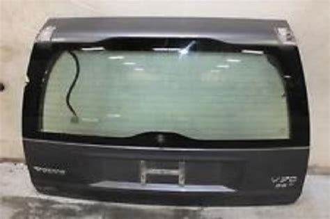 window glass volvo   door station wagon