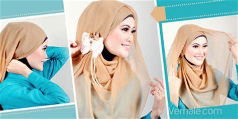 Cara Membentuk Segi Empat tips 9 langkah dalam kreasi jilbab segi empat terbaru 2018