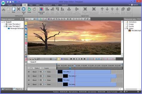 tutorial vsdc video editor fstoppers reviews vsdc free video editor a great place