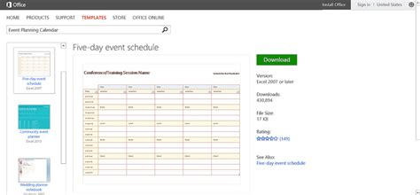 event planning calendar template customizable calendar templates for microsoft office