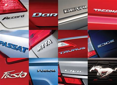 Auto Bezeichnung by How Are Car Names Chosen Consumer Reports