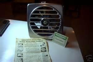 vintage bathroom fan retro kitchen exhaust fan mint in box from nutone