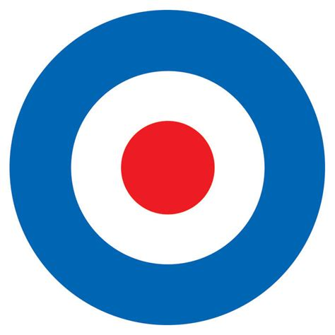 Mod Target Sticker Sold At Europosters | mod target sticker sold at europosters