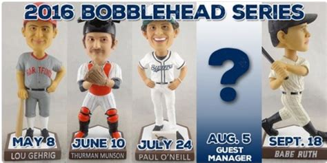 Pete Rose Bobblehead Giveaway - atlantic league of professional baseball 2016 promotional stadium giveaways