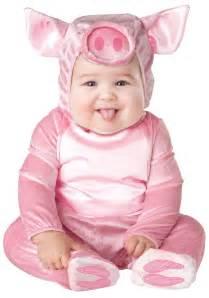 Halloween Costumes Infants Infant Lil Piggy Costume