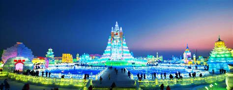 harbin ice festival harbin ice and snow festival tour 2017 2018 harbin winter