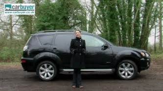 Mitsubishi Outlander Philippines Review Mitsubishi Outlander Suv 2007 2013 Review Carbuyer Doovi
