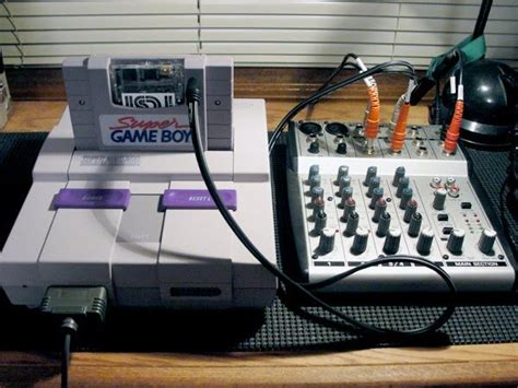 gameboy speaker mod snes super gameboy line out audio mod