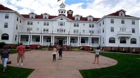 resort where was filmed at the stanley hotel inspiration for the shining