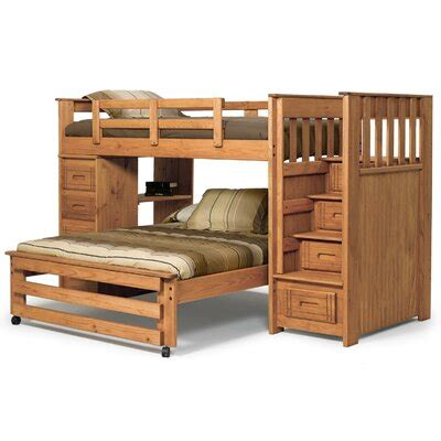 shaped twin  full bunk bed plans  woodworking