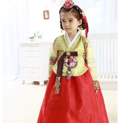 Dress Rajut Korea Green Shireen korea baby hanbok yellowish green korean dress traditional ebay