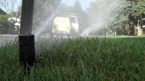 winterize  lawn sprinkler   save   spring
