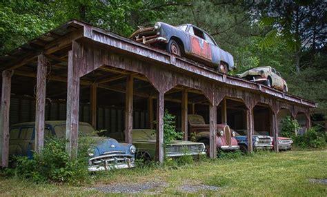 Abandoned Garage by Tha Abandoned Garage Fm Forums Iron Wheels